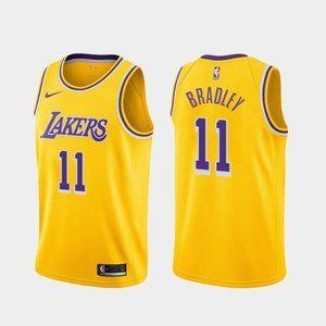 Avery Bradley Yellow Jersey